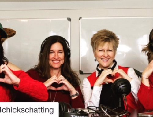 4 Chicks Chatting–A New Podcast!