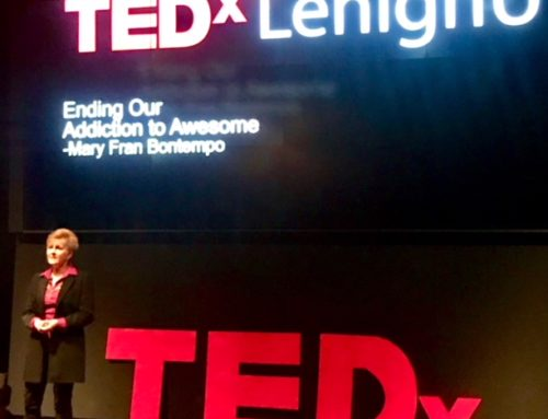 TEDx Lehigh University: Ending Our Addiction to Awesome